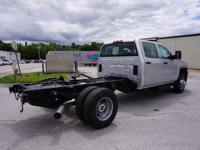 2017 Chevrolet Silverado 3500HD Work Truck Harrison, Arkansas 2