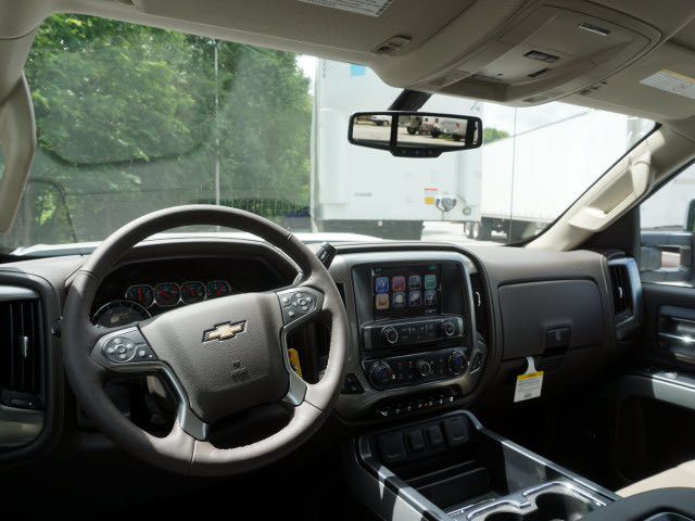 2017 Chevrolet Silverado 3500HD LTZ Harrison, Arkansas 4