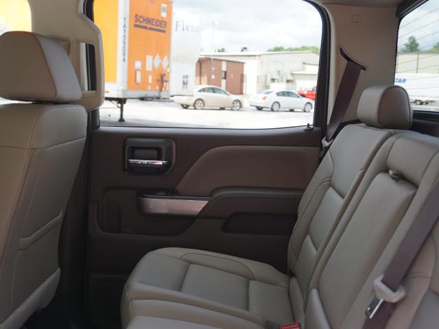 2017 Chevrolet Silverado 3500HD LTZ Harrison, Arkansas 5