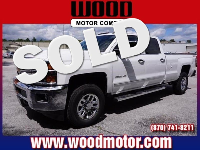 2017 Chevrolet Silverado 3500HD LTZ  city Arkansas  Wood Motor Company  in , Arkansas