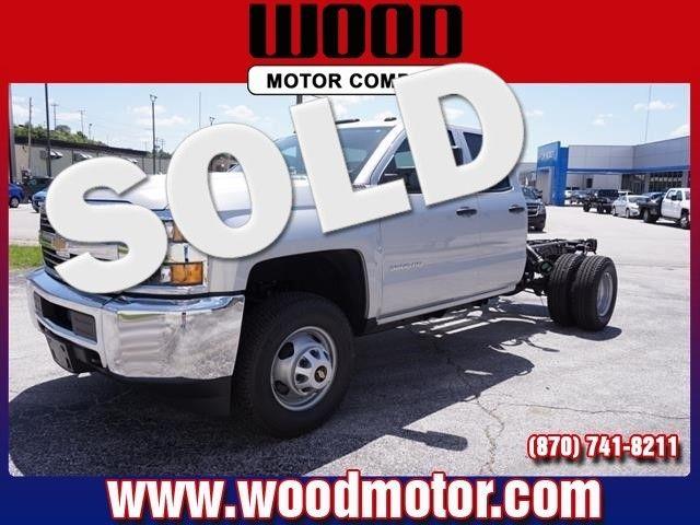 2017 Chevrolet Silverado 3500HD Work Truck Harrison, Arkansas 0