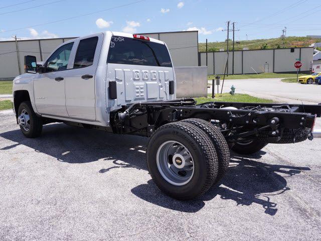 2017 Chevrolet Silverado 3500HD Work Truck Harrison, Arkansas 1