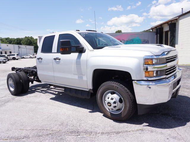 2017 Chevrolet Silverado 3500HD Work Truck Harrison, Arkansas 3