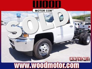 2017 Chevrolet Silverado 3500HD Work Truck Harrison, Arkansas