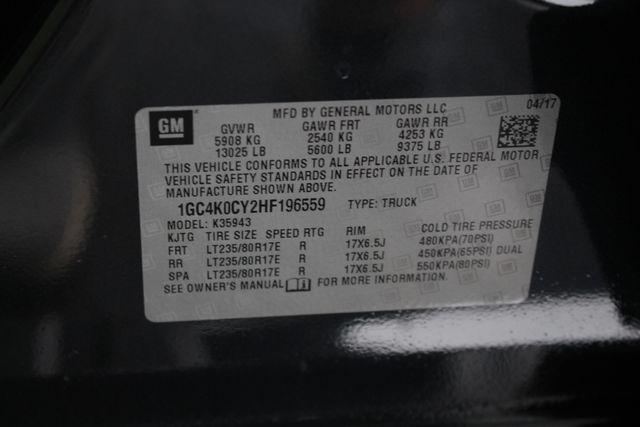 2017 Chevrolet Silverado 3500HD LTZ PLUS Crew Cab Long Bed DRW 4x4 - DURAMAX PLUS! Mooresville , NC 52