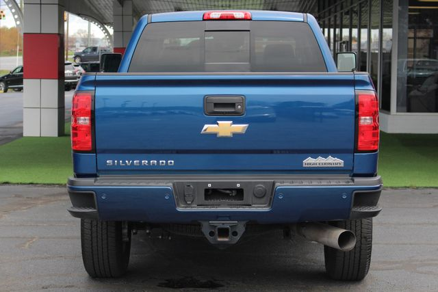 2017 Chevrolet Silverado 3500HD High Country Crew Cab 4x4 - NAV - SUNROOF! Mooresville , NC 17