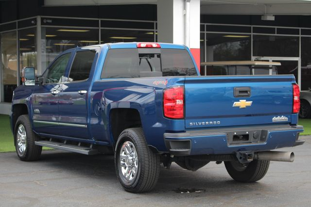 2017 Chevrolet Silverado 3500HD High Country Crew Cab 4x4 - NAV - SUNROOF! Mooresville , NC 28