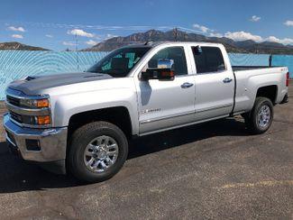 2017 Chevrolet Silverado 3500HD LTZ Nephi, Utah 2