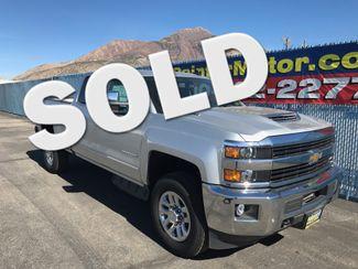 2017 Chevrolet Silverado 3500HD LTZ Nephi, Utah