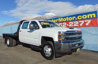 2017 Chevrolet Silverado 3500HD Work Truck Nephi, Utah 1