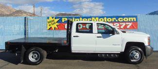 2017 Chevrolet Silverado 3500HD Work Truck Nephi, Utah 3