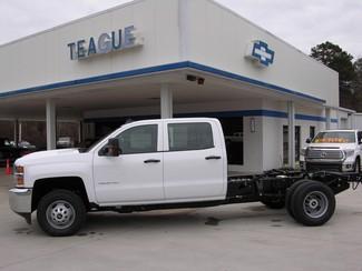 2017 Chevrolet Silverado 3500HD Work Truck Sheridan, Arkansas