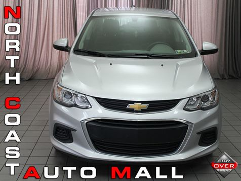 2017 Chevrolet Sonic LT in Akron, OH