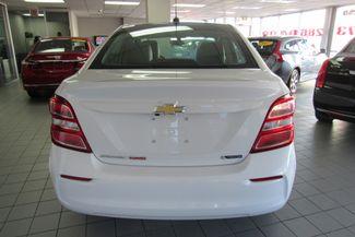 2017 Chevrolet Sonic Premier W/ BACK UP CAM Chicago, Illinois 3