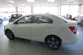 2017 Chevrolet Sonic Premier W/ BACK UP CAM Chicago, Illinois 4