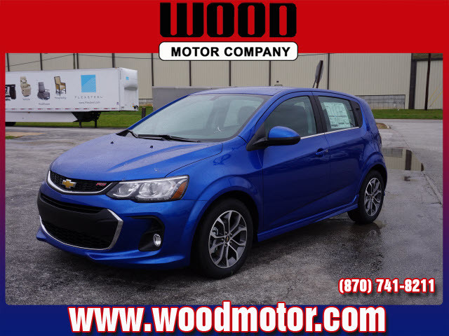 2017 Chevrolet Sonic LT Harrison, Arkansas 0