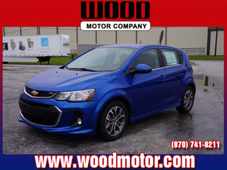 2017 Chevrolet Sonic LT Harrison, Arkansas