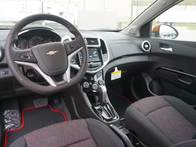 2017 Chevrolet Sonic LT Harrison, Arkansas 4