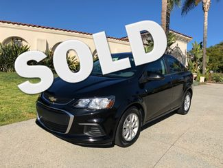2017 Chevrolet Sonic LT | San Diego, CA | Cali Motors USA in San Diego CA