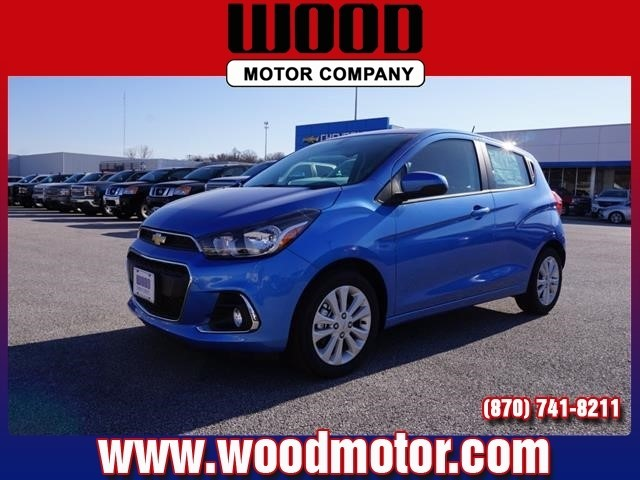 2017 Chevrolet Spark LT Harrison, Arkansas 0