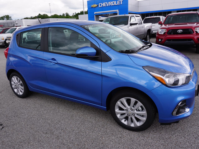 2017 Chevrolet Spark LT Harrison, Arkansas 3