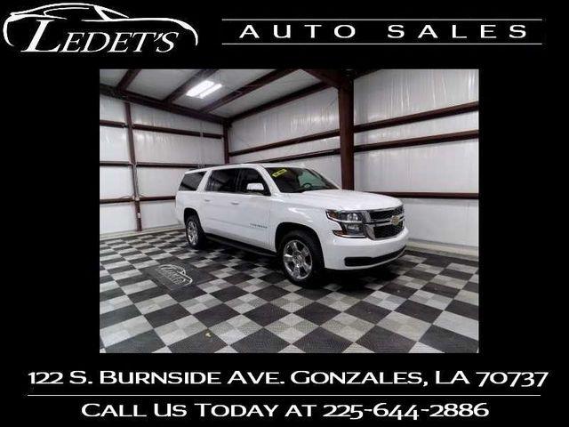 2017 Chevrolet Suburban LT - Ledet's Auto Sales Gonzales_state_zip in Gonzales Louisiana
