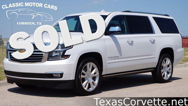 2017 Chevrolet Suburban Premier | Lubbock, Texas | Classic Motor Cars