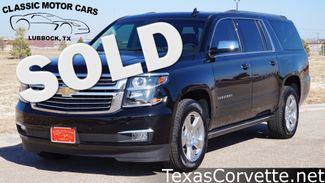 2017 Chevrolet Suburban in Lubbock Texas