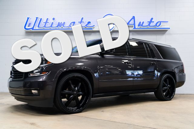 2017 Chevrolet Suburban Premier Orlando, FL 0