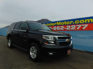 2017 Chevrolet Tahoe LT Nephi, Utah 1