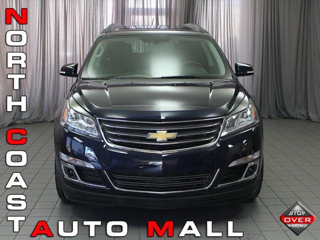 Used 2017 Chevrolet Traverse, $24763