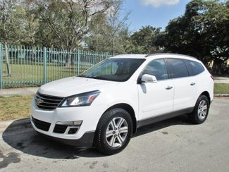 2017 Chevrolet Traverse LT Miami, Florida 0
