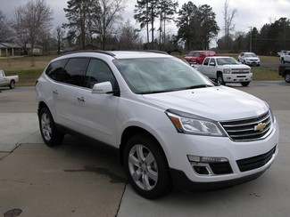 2017 Chevrolet Traverse LT Sheridan, Arkansas 3