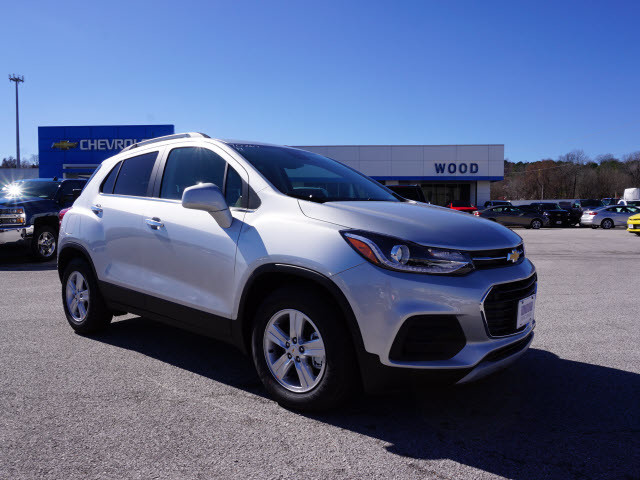 2017 Chevrolet Trax LT Harrison, Arkansas 3