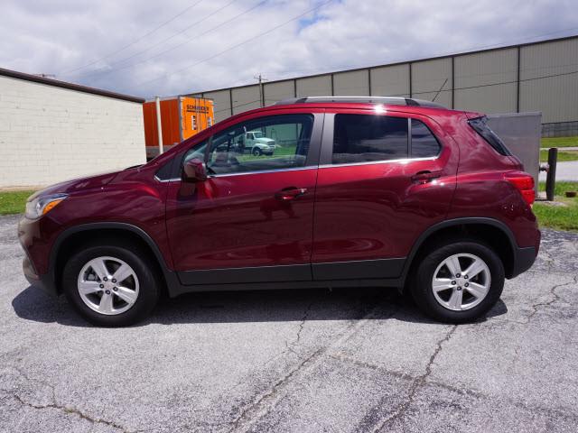 2017 Chevrolet Trax LT Harrison, Arkansas 1