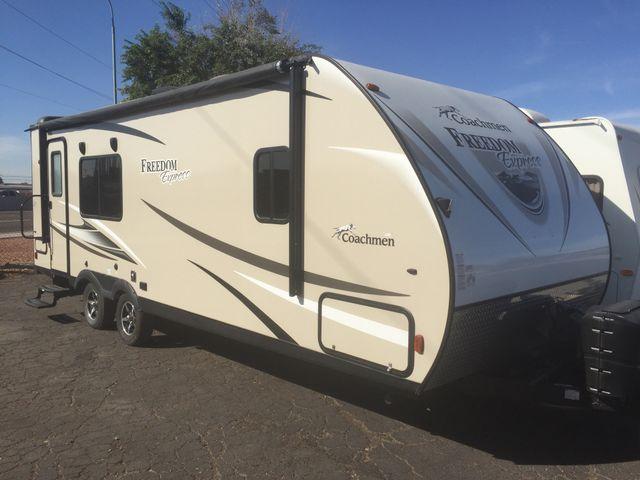 2017 Coachmen Freedom Express 246RKS  in Phoenix AZ