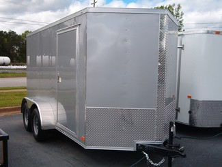 2017 Covered Wagon 6x12 Tandem Enclosed in Madison, Georgia