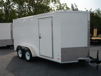 2017 Covered Wagon 7x14 Enclosed- Barn Doors in Madison, Georgia