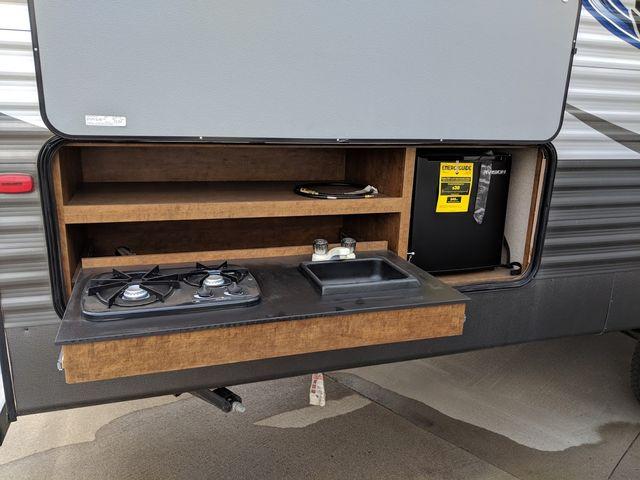 2017 Crossroads Z-1 290KB Mandan, North Dakota 17