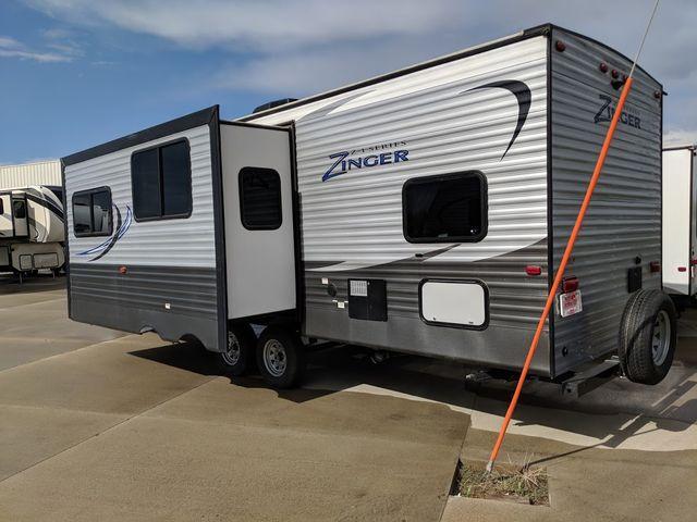 2017 Crossroads Z-1 290KB Mandan, North Dakota 1