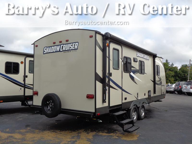 2017 Cruiser Rv Shadow Cruiser 225RBS  city NY  Barrys Auto Center  in Brockport, NY