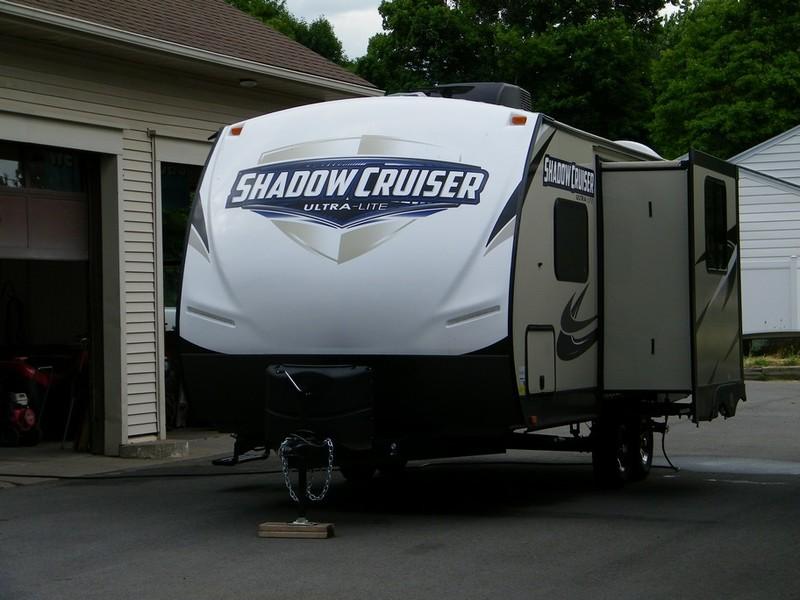 2017 Cruiser Rv Shadow Cruiser 195WBS  city NY  Barrys Auto Center  in Brockport, NY