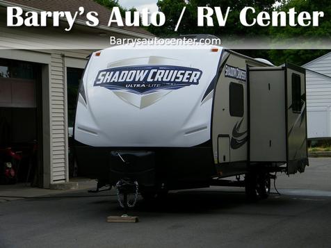 2017 Cruiser Rv Shadow Cruiser 195WBS in Brockport