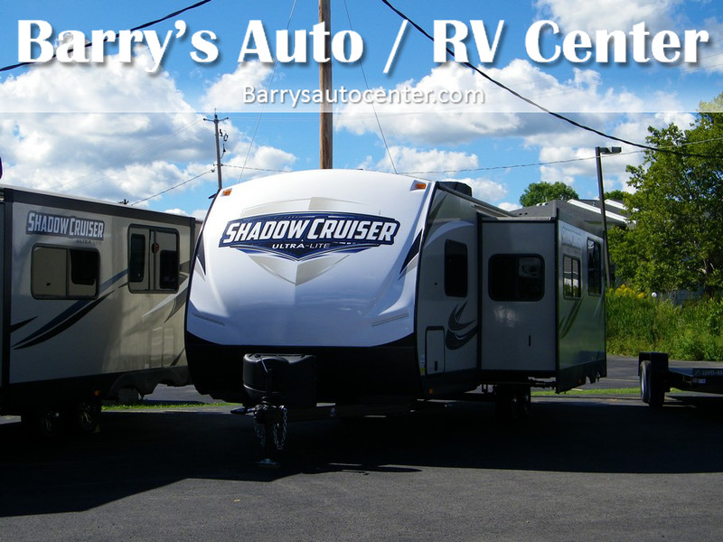2017 Cruiser Rv Shadow Cruiser 279DBS  city NY  Barrys Auto Center  in Brockport, NY