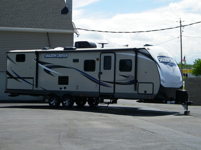 2017 Cruiser Rv Shadow Cruiser 280QBS  city NY  Barrys Auto Center  in Brockport, NY