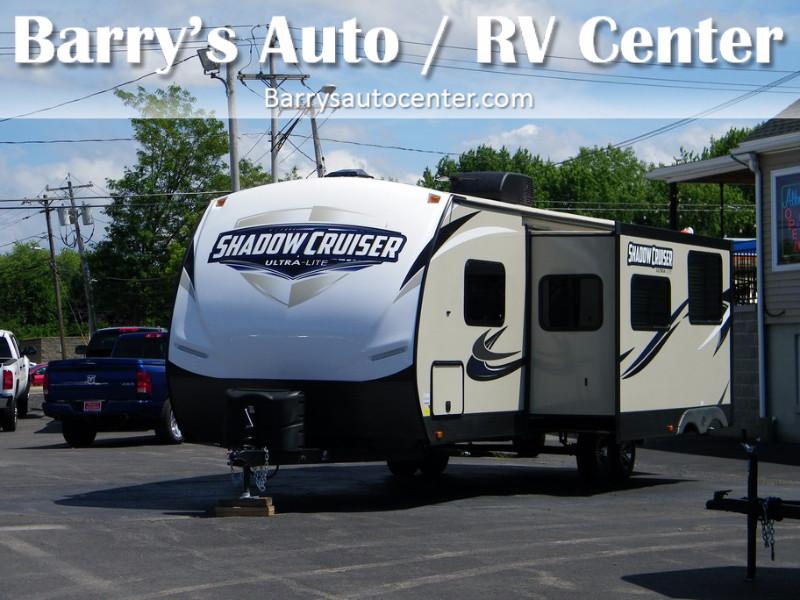 2017 Cruiser Rv Shadow Cruiser 280QBS  city NY  Barrys Auto Center  in Brockport, NY