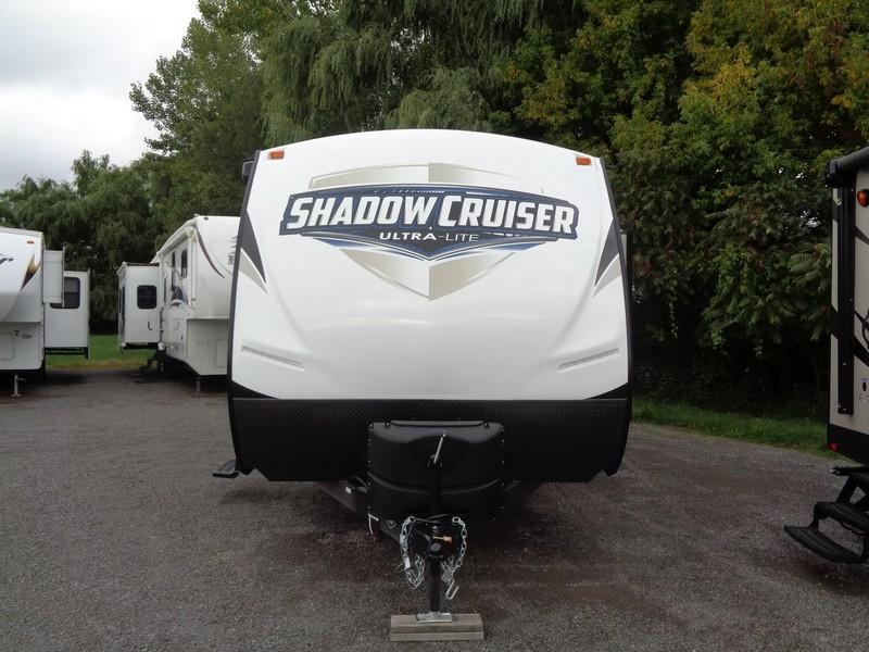 2017 Cruiser Rv Shadow Cruiser 251RKS  city NY  Barrys Auto Center  in Brockport, NY