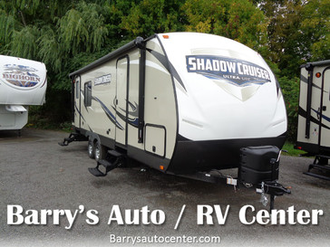 2017 Cruiser Rv Shadow Cruiser 251RKS in Brockport,