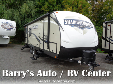 2017 Cruiser Rv Shadow Cruiser 251RKS in Brockport