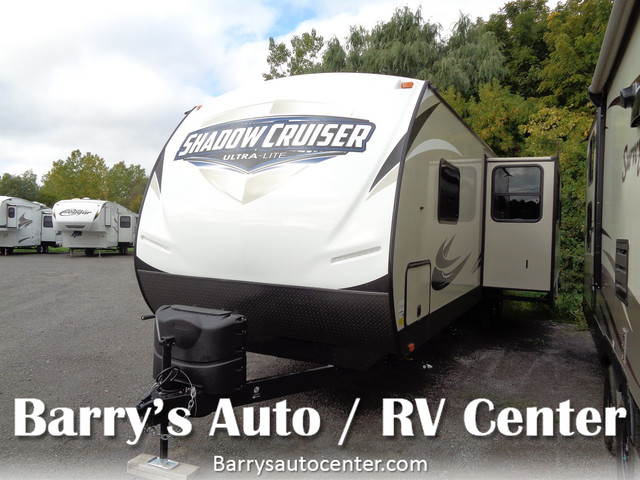 2017 Cruiser Rv Shadow Cruiser 289RBS  city NY  Barrys Auto Center  in Brockport, NY